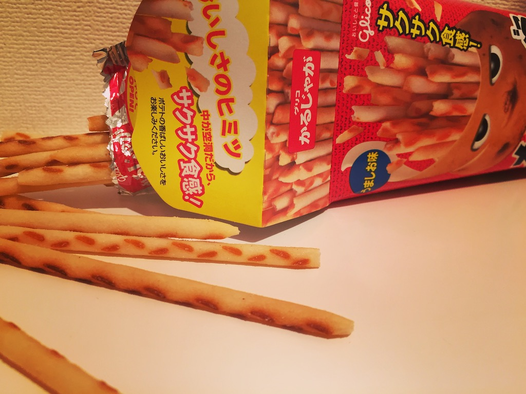 Glico Potato Sticks