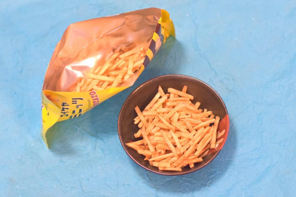 Honey Butter Potato Chips